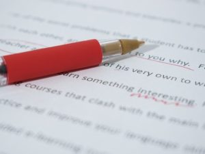 What does the Proofreading and Editing Process Involve?